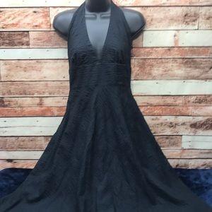 J Crew halter dress lined size 8 new never worn Hg